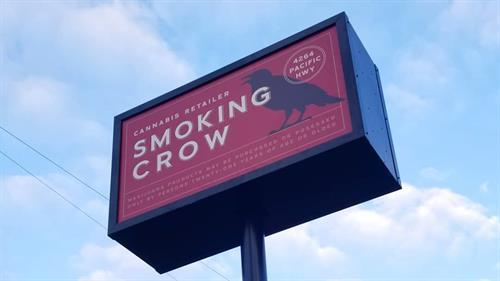Smoking Crow Bellingham