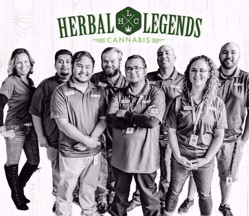 Herbal Legends Cannabis